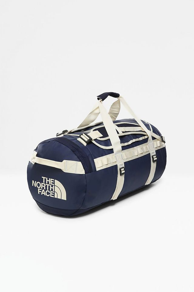 Torba The North Face  <br/><small>BASE CAMP DUFFEL M/M FJ6 MONTAGUE BLUE/VINTAGE WHITE </small>  NF0A3ETPFJ61