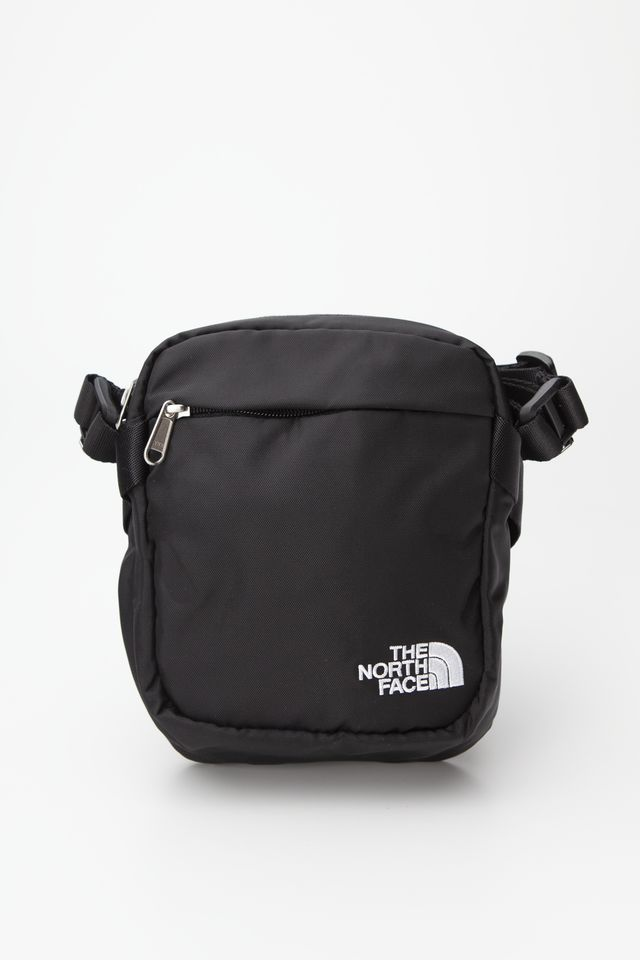 The North Face CONVERTIBLE SHOULDER BAG KY4 TNF BLACK/TNF WHITE NF0A3BXBKY41