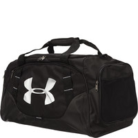 Torba Under Armour Undeniable Duffle 3.0 M 001 BLACK