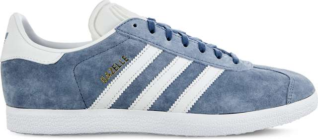 adidas GAZELLE 468 RAW STEEL/CRYSTAL WHITE/FOOTWEAR WHITE CM8468