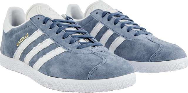Trampki adidas  <br/><small>GAZELLE 468 RAW STEEL/CRYSTAL WHITE/FOOTWEAR WHITE </small>  CM8468