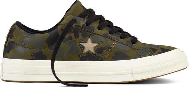 Converse 159703 ONE STAR GOLD CAMO C159703