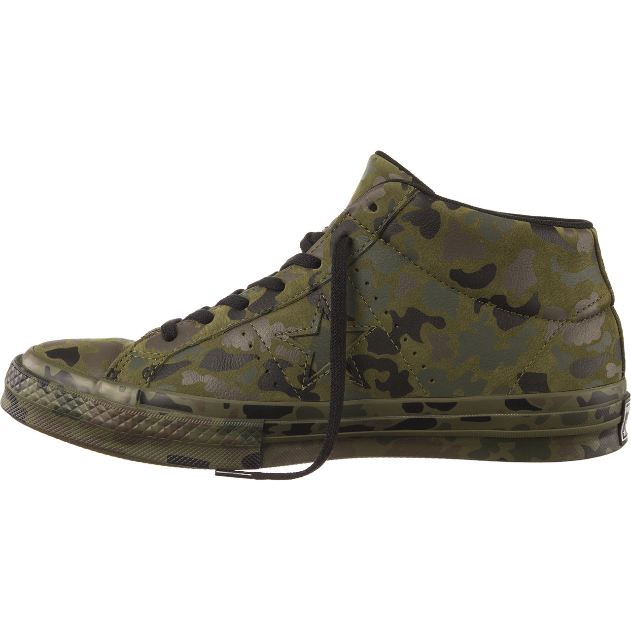 Trampki Converse  <br/><small>159746 ONE STAR UTILITY CAMO MID HERBAL/COLLARD/BLACK </small>  C159746
