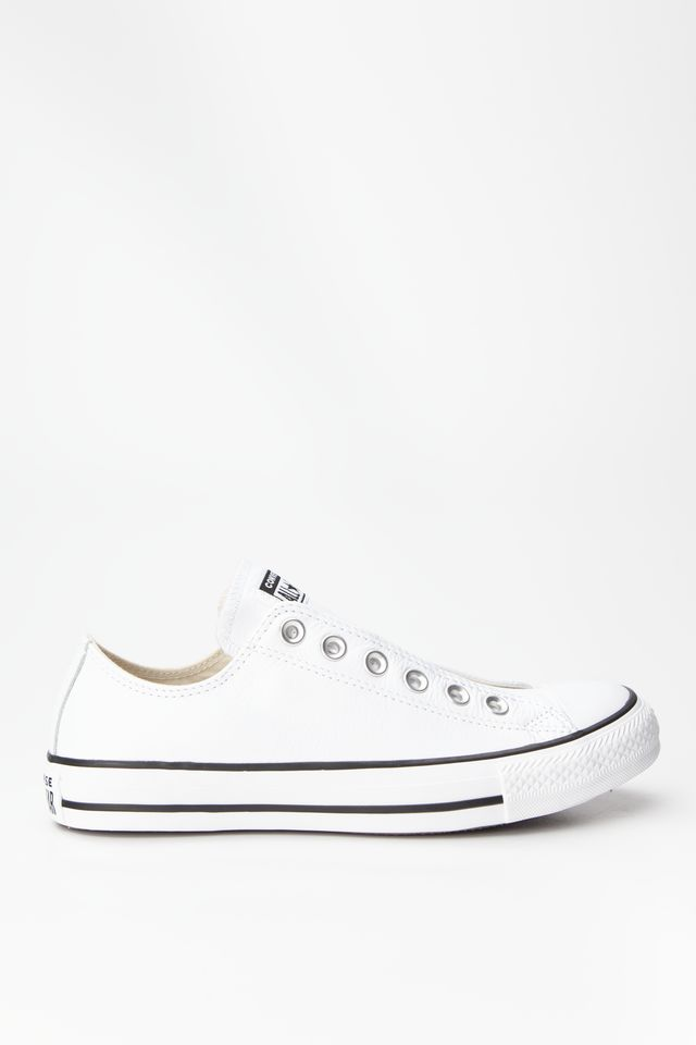 Converse CHUCK TAYLOR ALL STAR SLIP 975 WHITE/WHITE/BLACK 164975C
