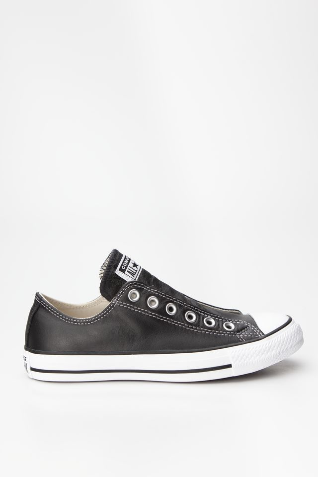 Converse CHUCK TAYLOR ALL STAR SLIP 976 BLACK/WHITE/BLACK 164976C