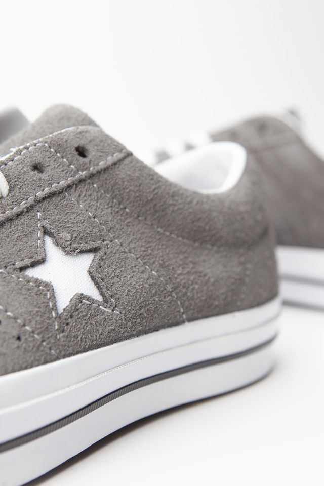 Trampki Converse  <br/><small>ONE STAR OX 034 CARBON GREY/WHITE/BLACK </small>  165034C