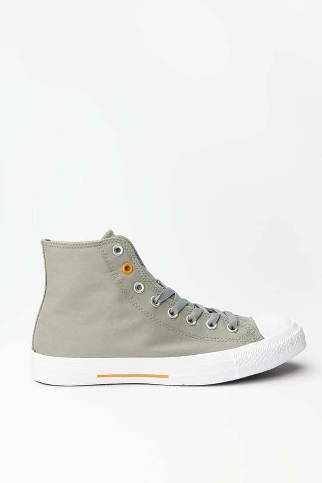 Converse CHUCK TAYLOR ALL STAR HI 052 JADE STONE/ORANGE RIND/WHITE 165052C