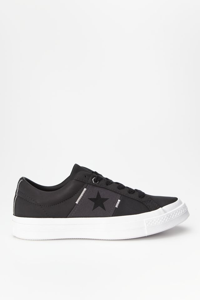 Converse ONE STAR 059 BLACK/ALMOST BLACK/WHITE 165059C