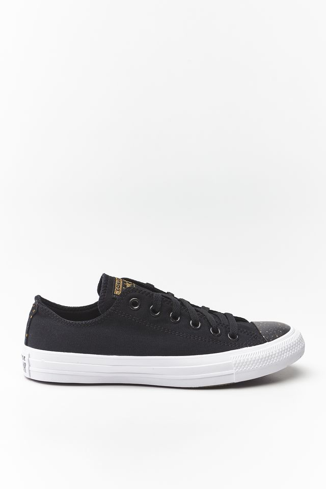 Converse CHUCK TAYLOR ALL STAR 225 BLACK/WHITE/GOLD 167225C