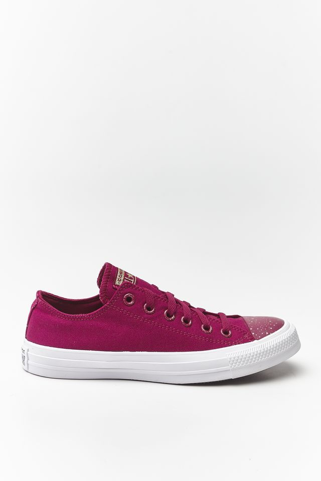 ROSE MAROON/WHITE/LIGHT GOLD CHUCK TAYLOR ALL STAR 227