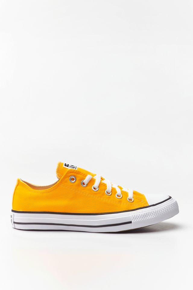 LASER ORANGE CHUCK TAYLOR ALL STAR OX 235