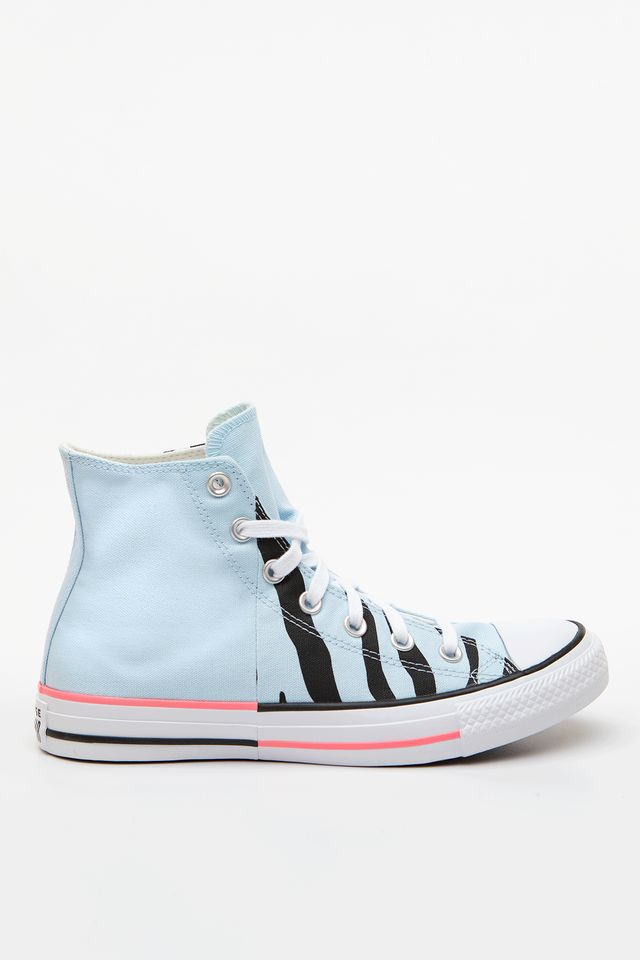 AGATE BLUE/ELECTRIC BLUSH/BLACK CHUCK TAYLOR ALL STAR SUN BLOCKED 662