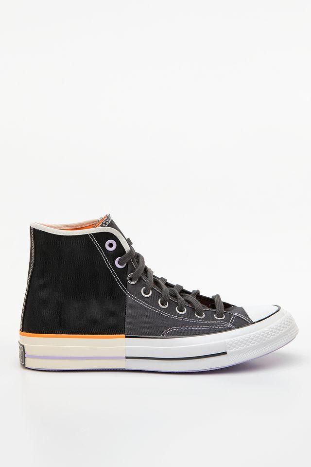 Converse SUNBLOCKED CHUCK 70 HI 668 BLACK/ALMOST BLACK/EGRET 167668C