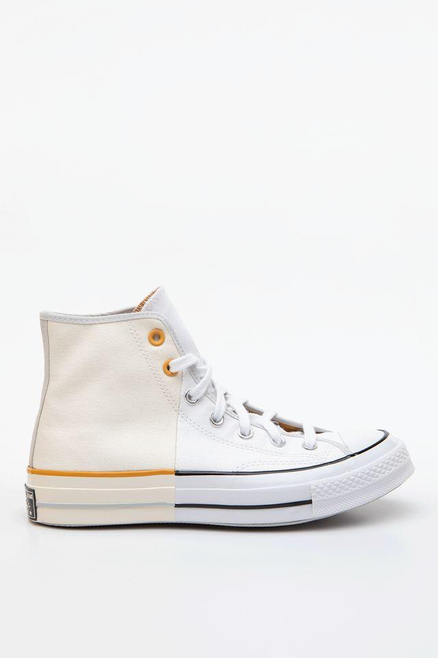 Converse SUNBLOCKED CHUCK 70 HI 669 WHITE/EGRET/MOUSE 167669C