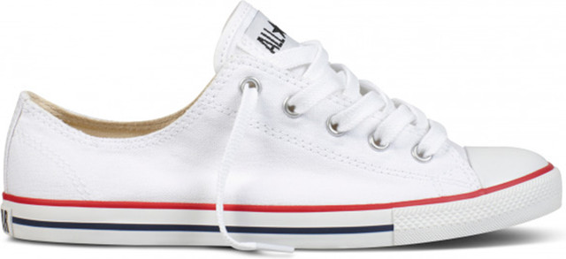 Converse 537204 CHUCK TAYLOR ALL STAR DAINTY WHITE C537204