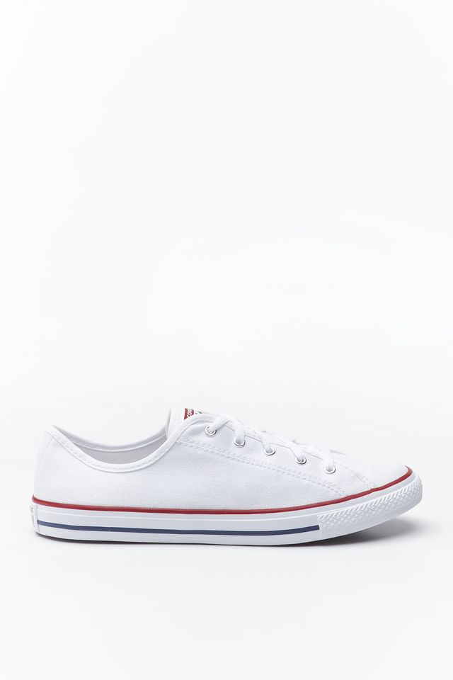 WHITE/RED/BLUE CHUCK TAYLOR ALL STAR DAINTY NEW COMFORT 981