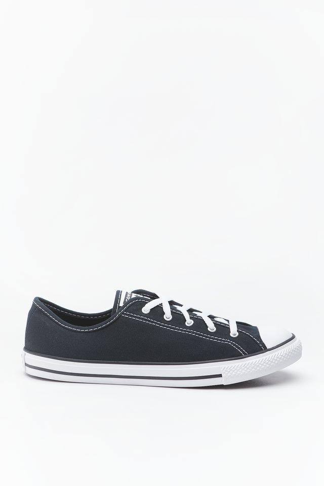 BLACK/WHITE/BLACK CHUCK TAYLOR ALL STAR DAINTY NEW COMFORT 982