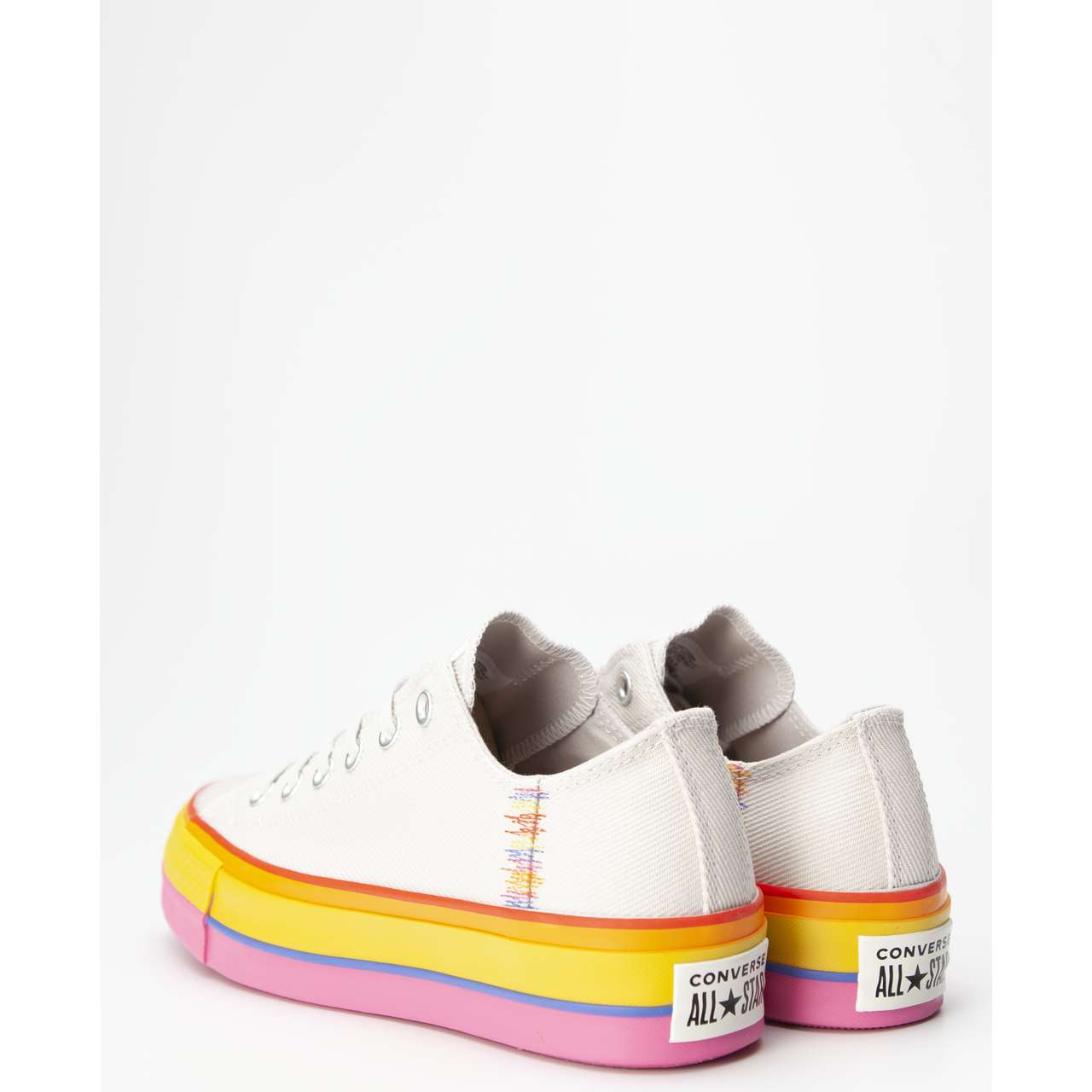 Trampki Converse  <br/><small>CHUCK TAYLOR ALL STAR LIFT OX 992 VINTAGE WHITE/PALE PUTTY </small>  564992C
