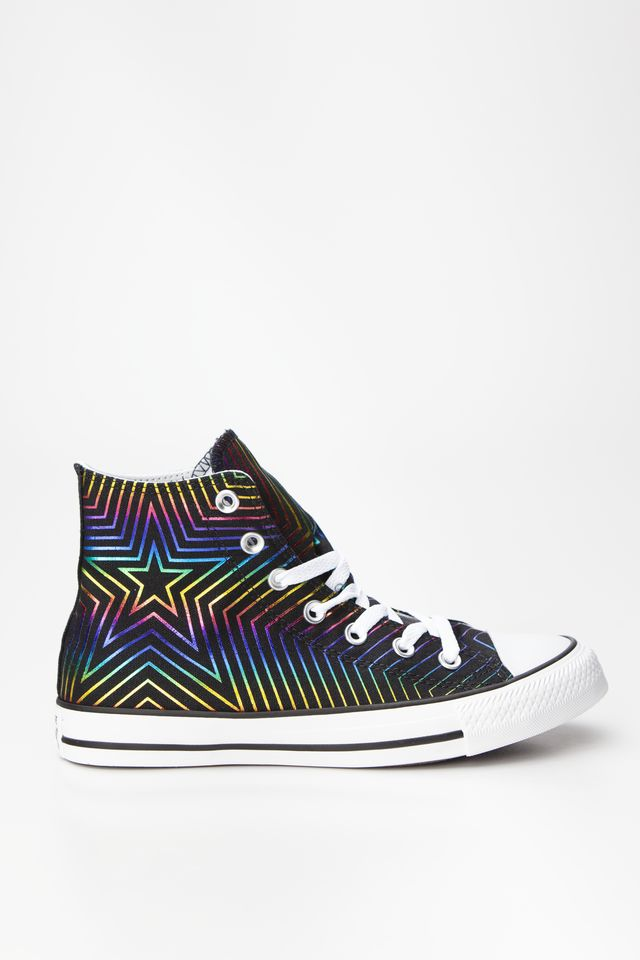 Converse CHUCK TAYLOR ALL STAR HI 395 BLACK/WHITE/BLACK 565395C