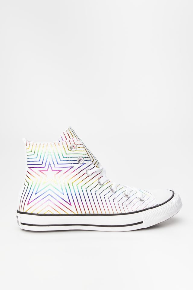 Converse CHUCK TAYLOR ALL STAR HI 396 WHITE/BLACK/WHITE 565396C