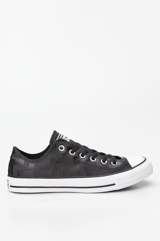 Converse CHUCK TAYLOR ALL STAR OX 437 BLACK/WHITE/BLACK 565437C