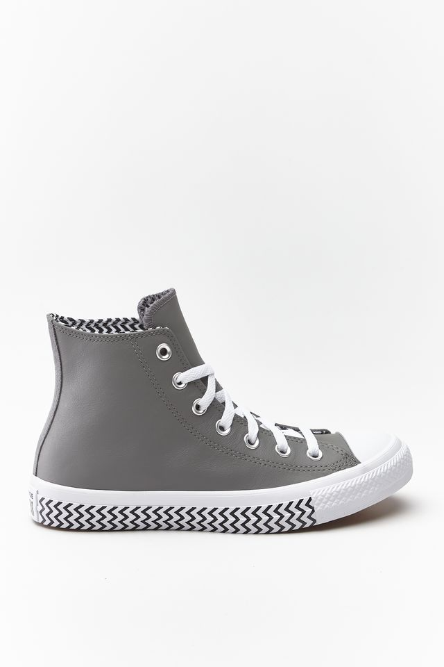 Converse CHUCK TAYLOR ALL STAR HI 130 MASON/BLACK/WHITE 566130C