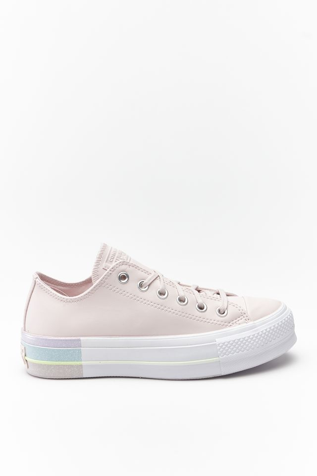 BARELY ROSE/POLAR BLUE CHUCK TAYLOR ALL STAR LIFT OX 250
