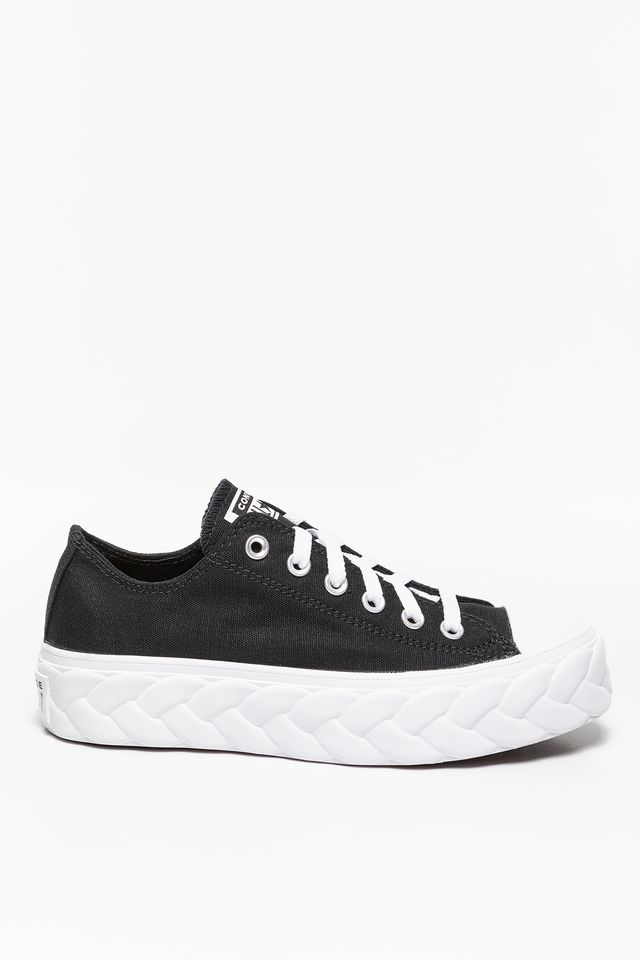BLACK / WHITE CONVERSE CHUCK TAYLOR ALL STAR 94C