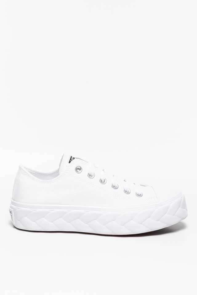 WHITE CONVERSE CHUCK TAYLOR ALL STAR 95C
