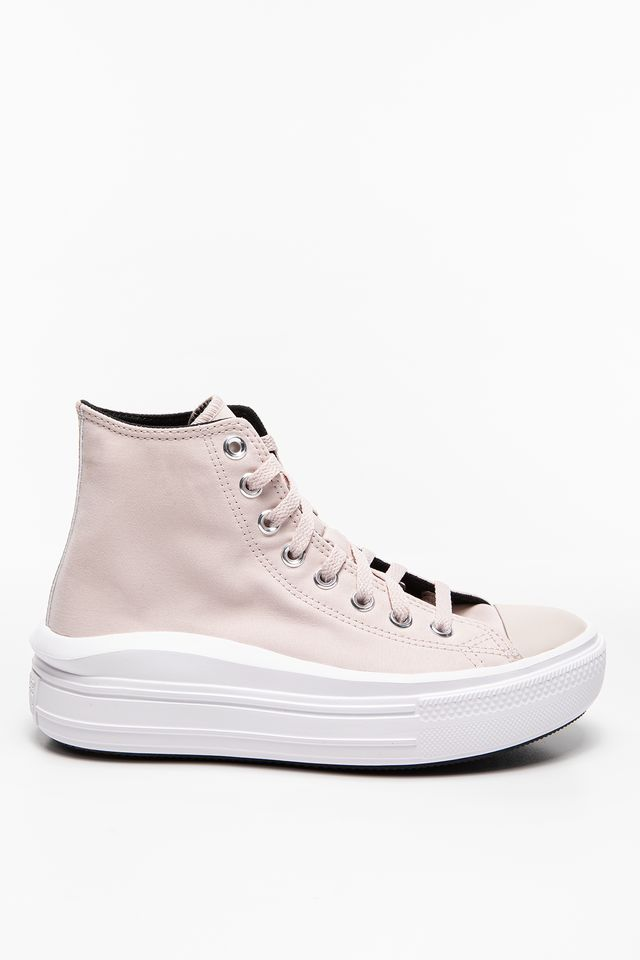 SILT RED/BLACK/WHITE METAL CHUCK TAYLOR ALL STAR MOVE 569545C