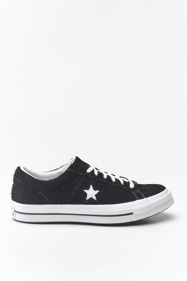 Converse ONE STAR '74 PREMIUM SUEDE BLACK C158369