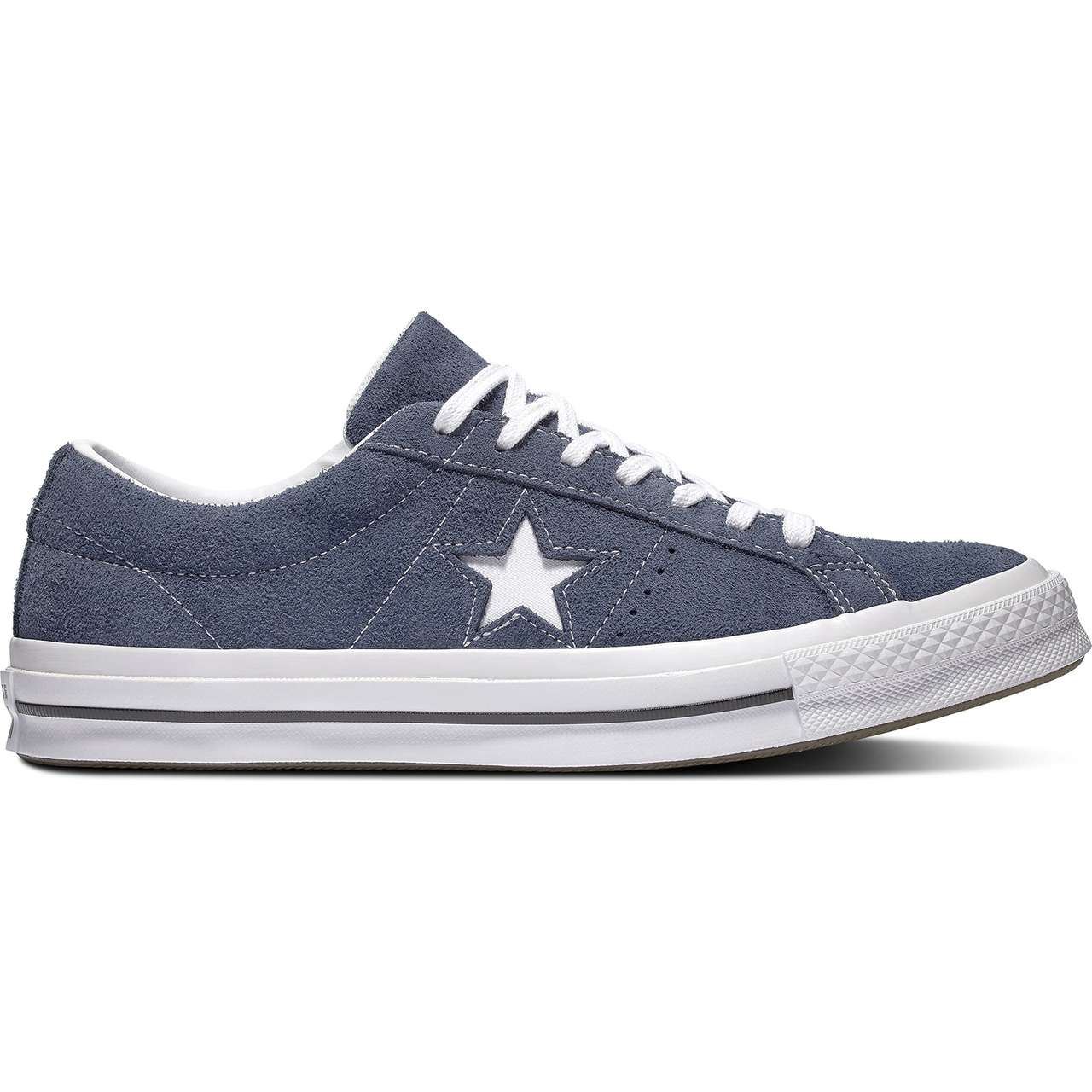Trampki Converse  <br/><small>ONE STAR '74 PREMIUM SUEDE BLUE </small>  C158371