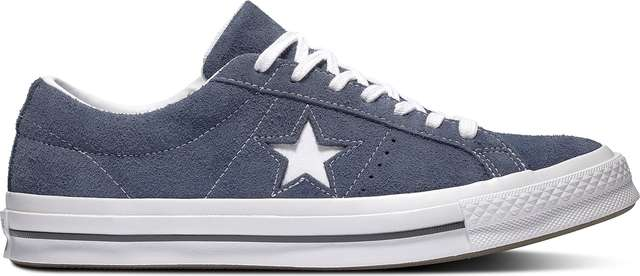 Converse ONE STAR '74 PREMIUM SUEDE BLUE C158371