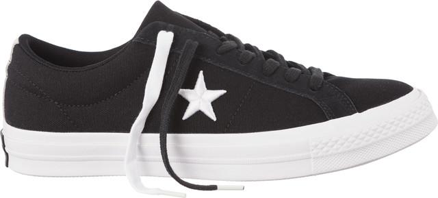 Converse C160600 ONE STAR PRO COUNTRY PRIDE BLACK/WHITE/WHITE