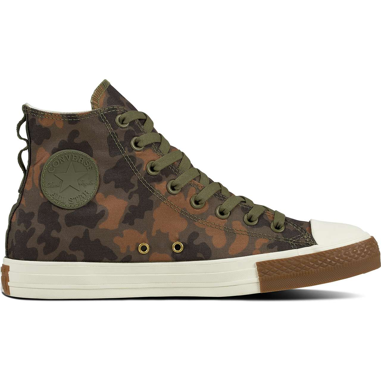 Trampki Converse  <br/><small>CHUCK TAYLOR ALL STAR CORDURA FIELD SURPLUS/EGRET/BROWN </small>  C161429