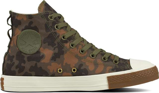 Converse CHUCK TAYLOR ALL STAR CORDURA FIELD SURPLUS/EGRET/BROWN C161429
