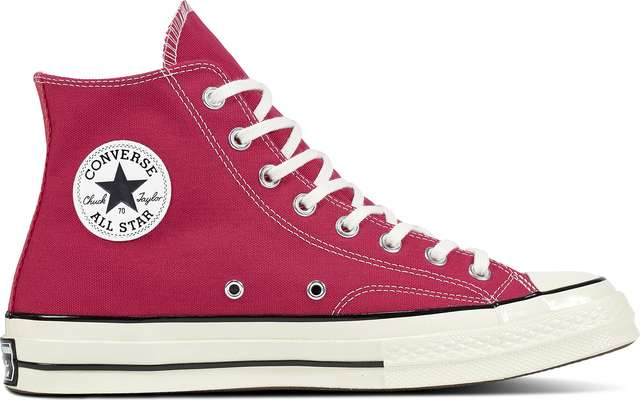 Converse C161442 CHUCK TAYLOR ALL STAR 1970S PINK POP/BLACK/EGRET