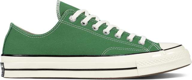 Converse C161443 CHUCK TAYLOR ALL STAR 1970S GREEN/BLACK/EGRET