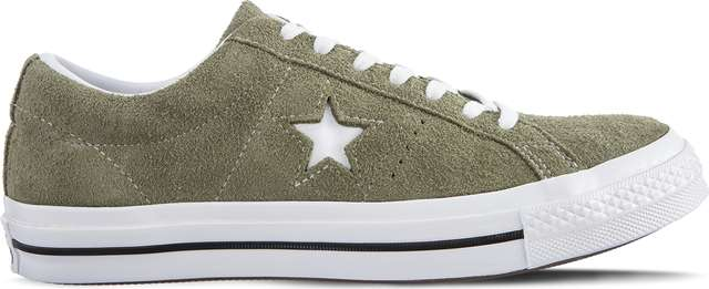 Converse C161576 ONE STAR FIELD SURPLUS/WHITE/WHITE