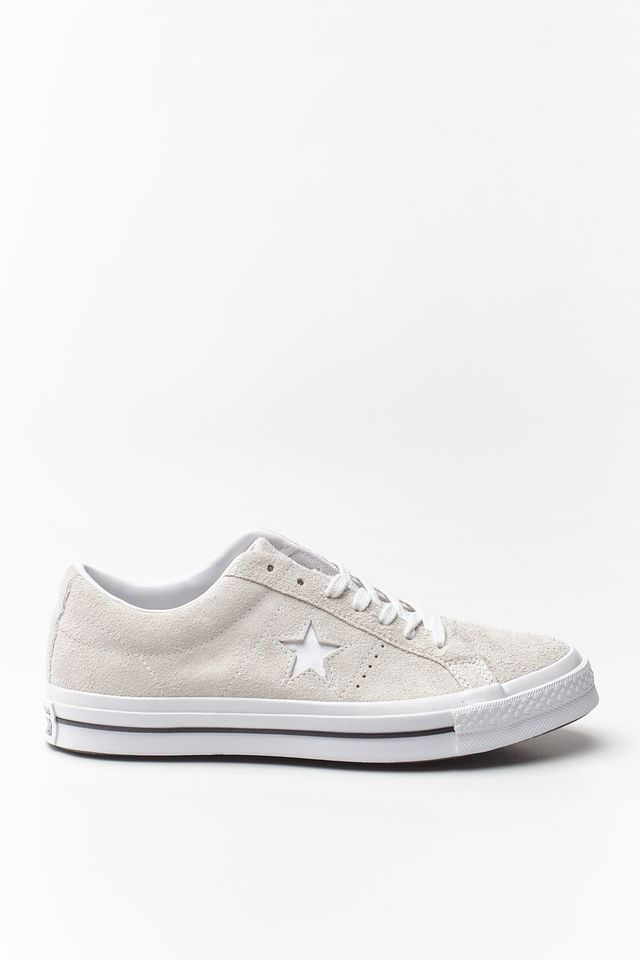 Converse ONE STAR SUEDE WHITE C161577