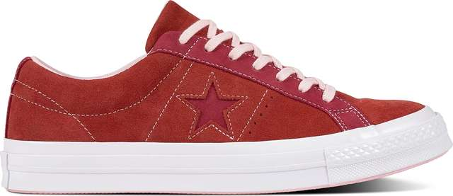 Converse C161613 ONE STAR CARNIVAL PACK ENAMEL RED/PINK POP