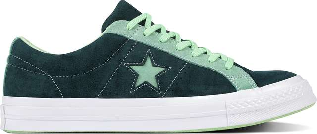 Converse C161614 ONE STAR CARNIVAL PACK PONDEROSA PINE/NEPTUNE GREEN