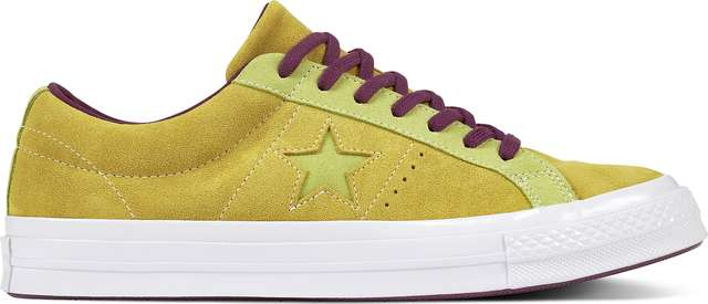 Converse C161616 ONE STAR CARNIVAL PACK APPLE GREEN/SHARP GREEN