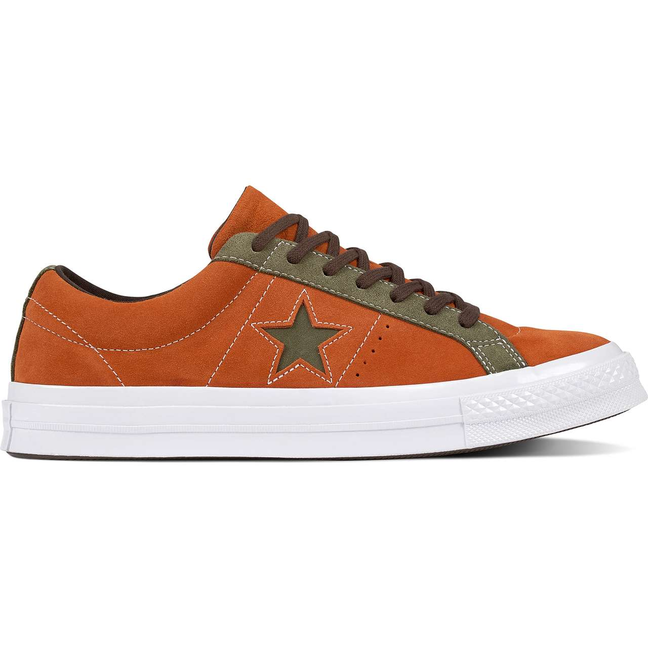 Trampki Converse  <br/><small>C161617 ONE STAR CARNIVAL PACK BOLD MANDARIN/FIELD SURPLUS </small>