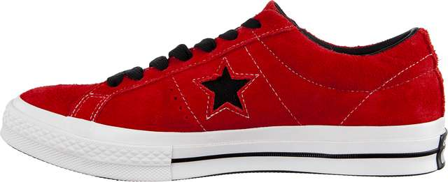 Trampki Converse  <br/><small>ONE STAR DARK STAR C163246 ENAMEL RED/BLACK/WHITE </small>