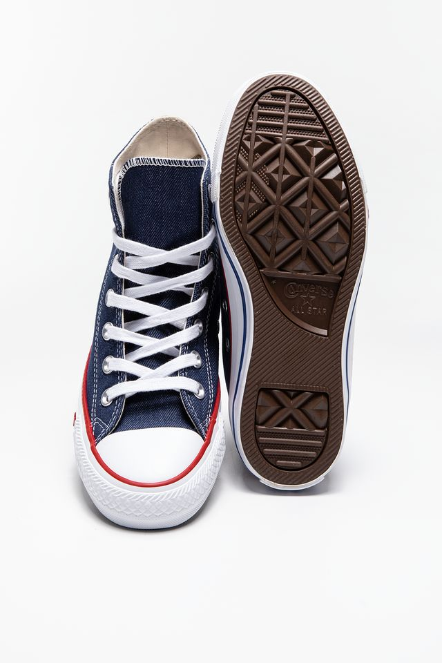 Trampki Converse  <br/><small>CHUCK TAYLOR ALL STAR SUCKER LOVE C163303 INDIGO/ENAMEL RED/BLUE </small>