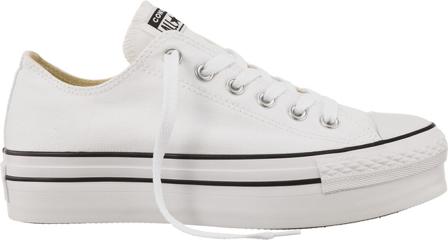 Converse 540265 CHUCK TAYLOR ALL STAR PLATFORM WHITE C540265