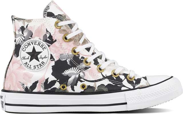 Converse C561640 CHUCK TAYLOR ALL STAR WHITE/STORM PINK/BLACK