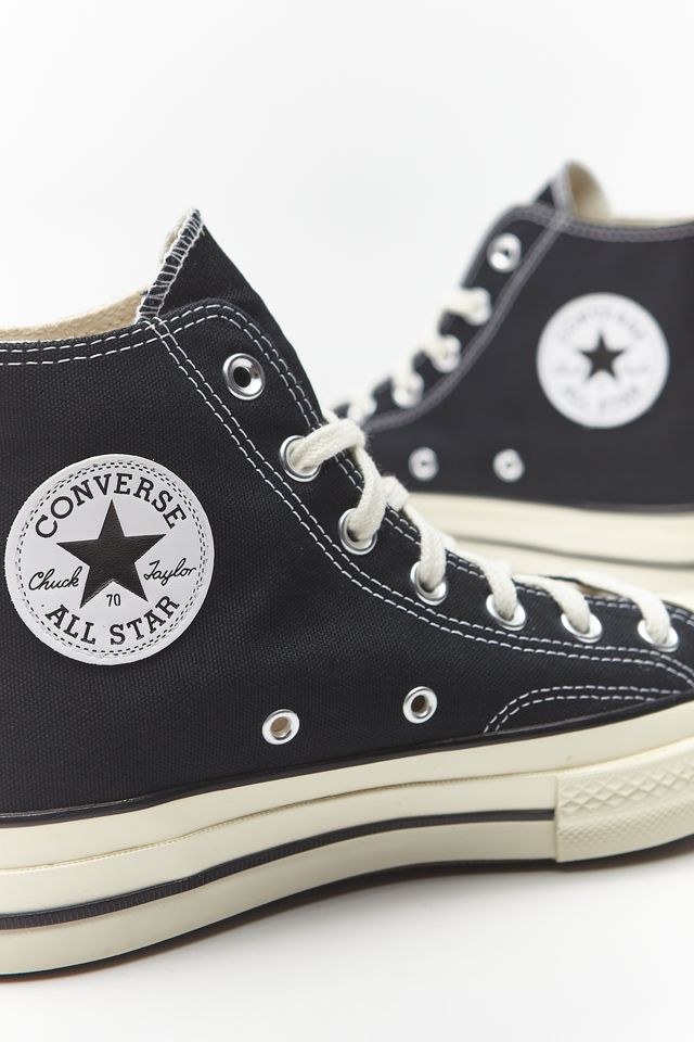 BLACK/BLACK/EGRET CHUCK TAYLOR ALL STAR 70 C162050