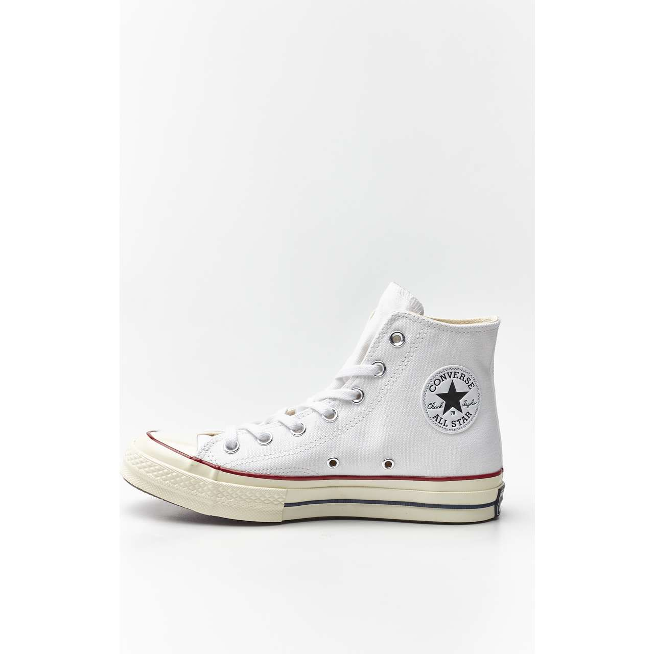 Trampki Converse  <br/><small>CHUCK TAYLOR ALL STAR 70 C162056 WHITE/EGRET/BLACK/WHITE </small>